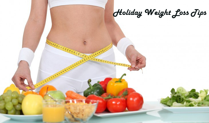 Holiday Weight Loss Tips