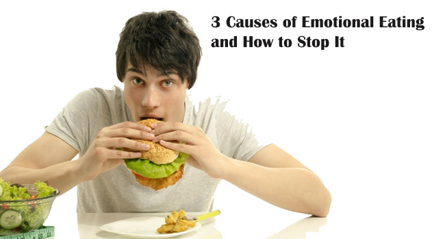cause of emotional eating