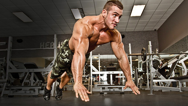 explosive workouts